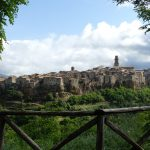 Pitigliano, Upper Maremma of Tuscany
