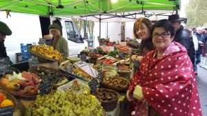 markets in france