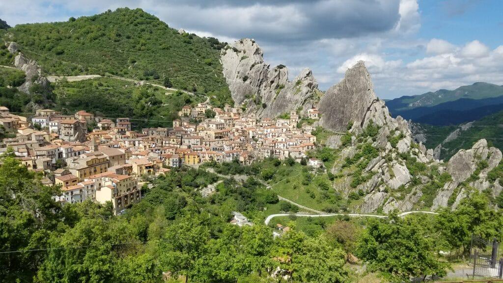 Castelmezzano in Basilicata