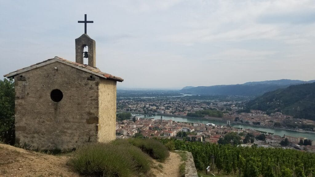 Hermitage La Chapelle, legendary Rhone valley