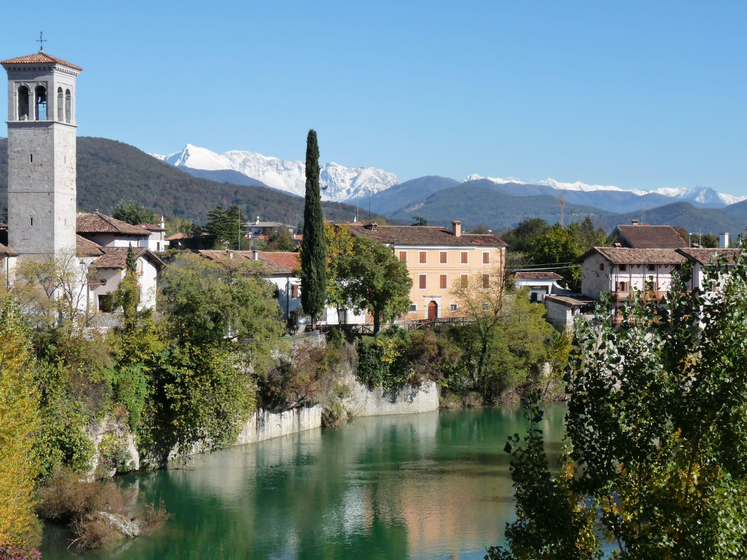 Ponte del Diavolo in Cividale del Friuli