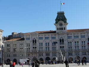 Travel guide for Trieste in Friuli