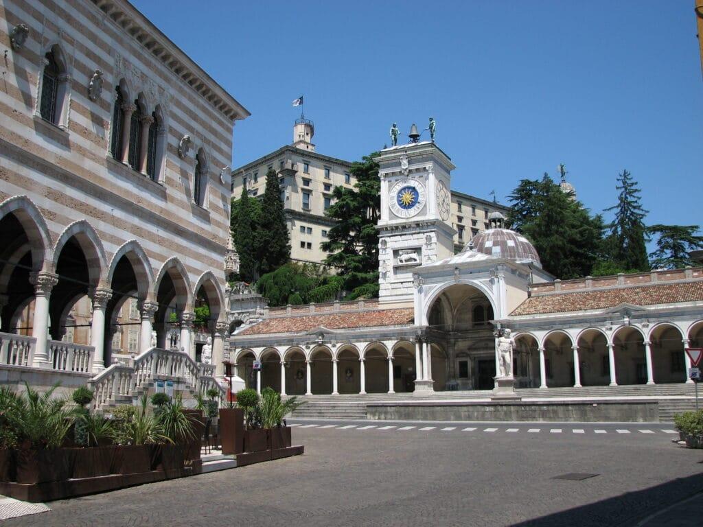An Understated Jewel: Udine and its Piazza Della Libertà