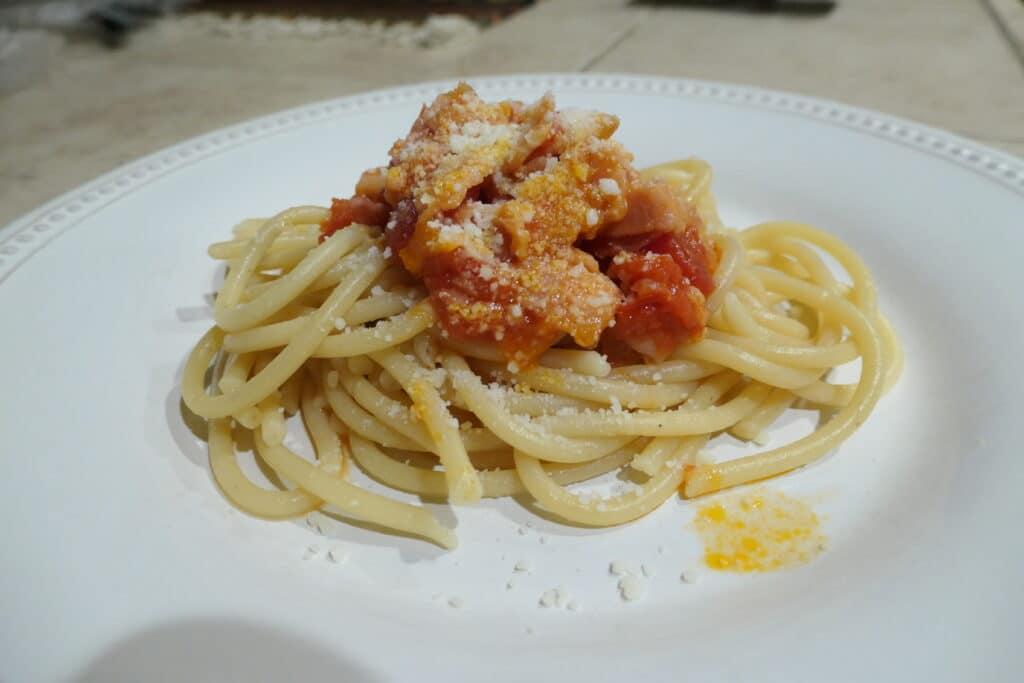 how to make pasta amatriciana