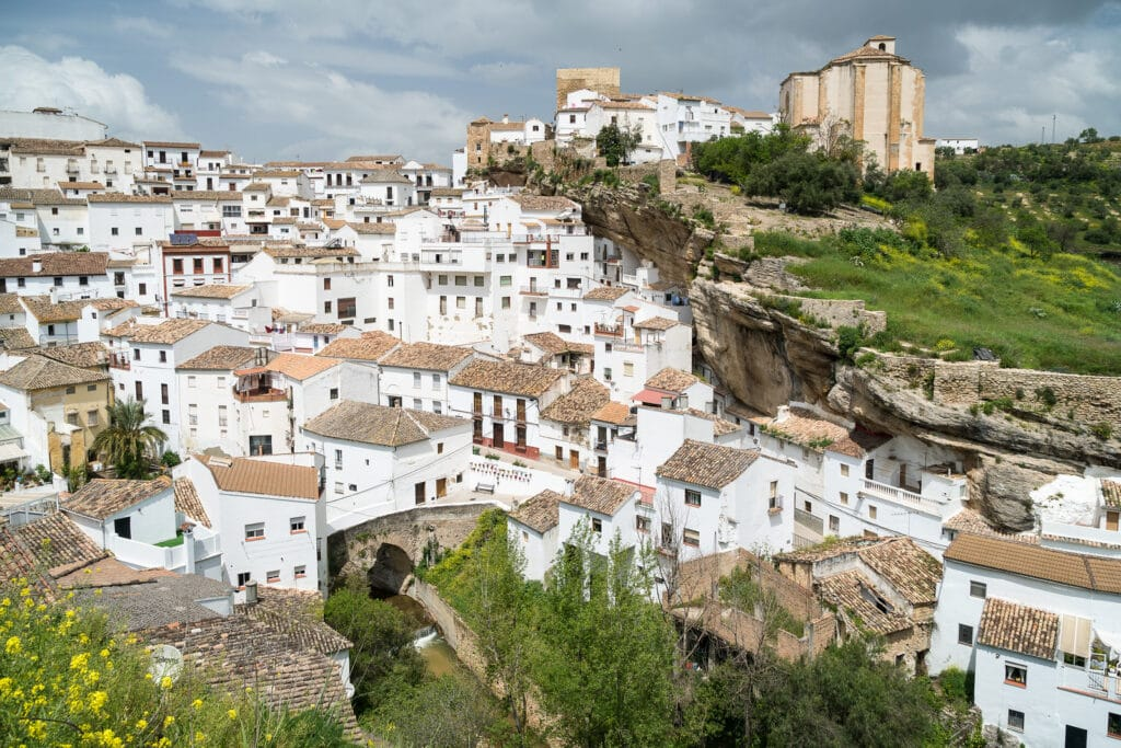 White Washed Villages of Andalusia
