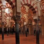 This former mosque in Cordoba is now a cathedral – and the combined influences are astounding!