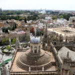 Prepare to be astounded by the beauty of the Gothic cathedral in Seville!