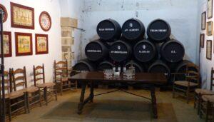private sherry tour in jerez de la frontera